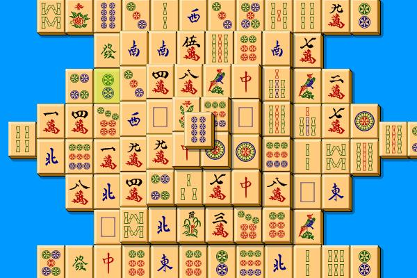 Play Classic Solitaire & Puzzle Game MahJongg Online for Free