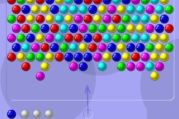 Image result for bubble shooter