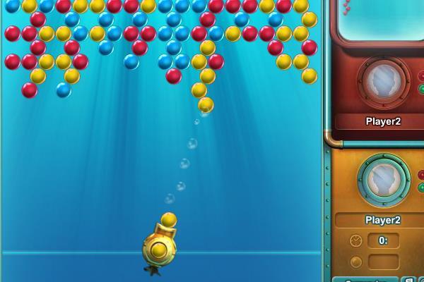 Bubble Machine Game Online