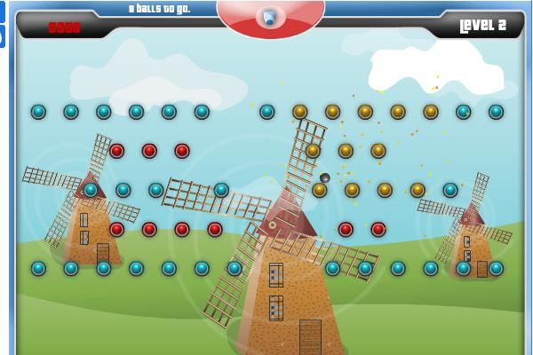 Bouncing balls online game