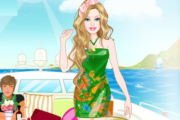 barbie and ken dress up games