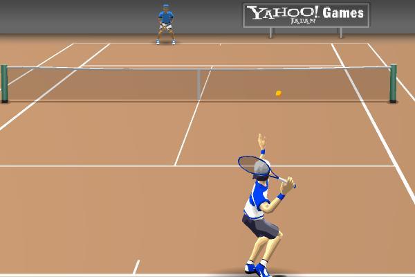 Tennis Games Online