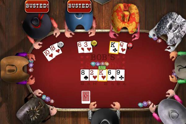 Free Online Poker Texas Holdem