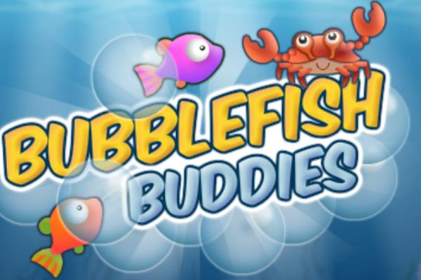 Bubble fish buddies online skill game for Play go fish online