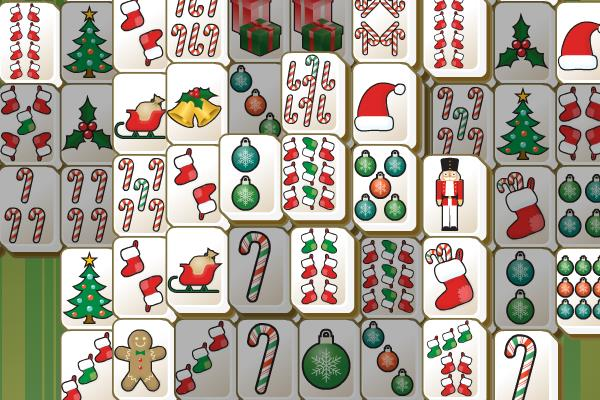 Christmas Mahjong.Christmas Mahjong Classic Puzzle Game Is What We Want For Xmas